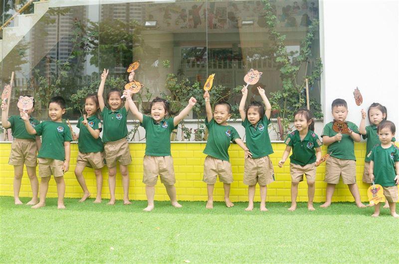 Dongsim Kindergarten - Trường học hạnh phúc cho những đứa trẻ hạnh phúc