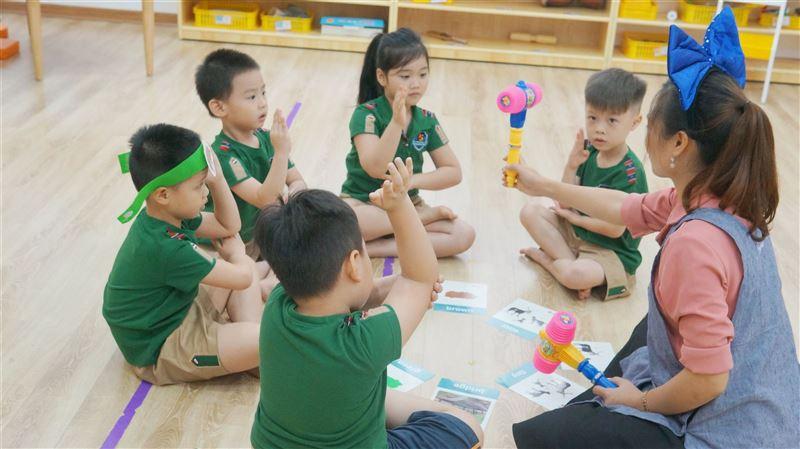 Đầu tư cho giáo dục mầm non theo phương pháp mới tại Việt Nam