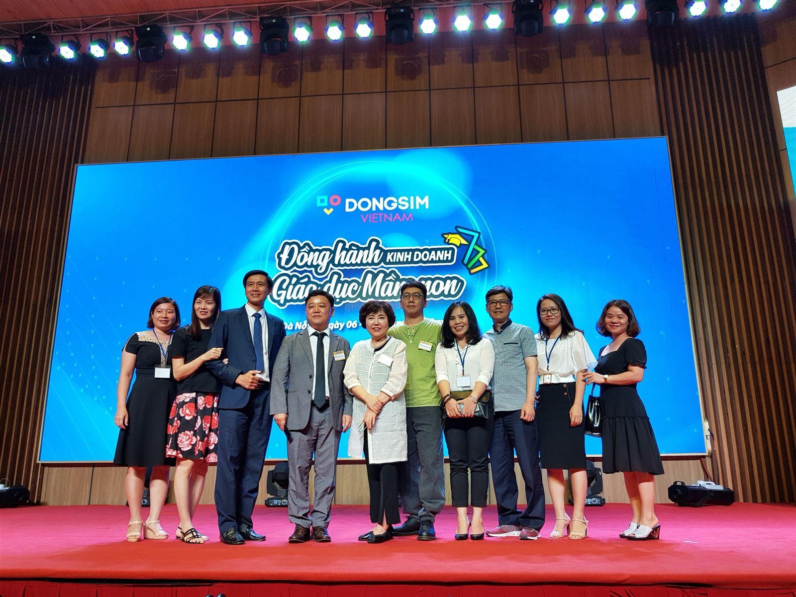 [DÂN TRÍ] Giáo dục mầm non Việt Nam học hỏi được gì từ các chuyên gia Hàn Quốc