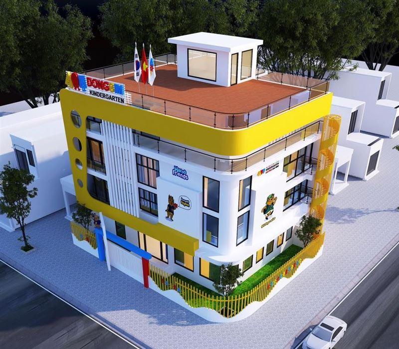 Sắp ra mắt Dongsim Kindergarten Đại Phúc, Bắc Ninh