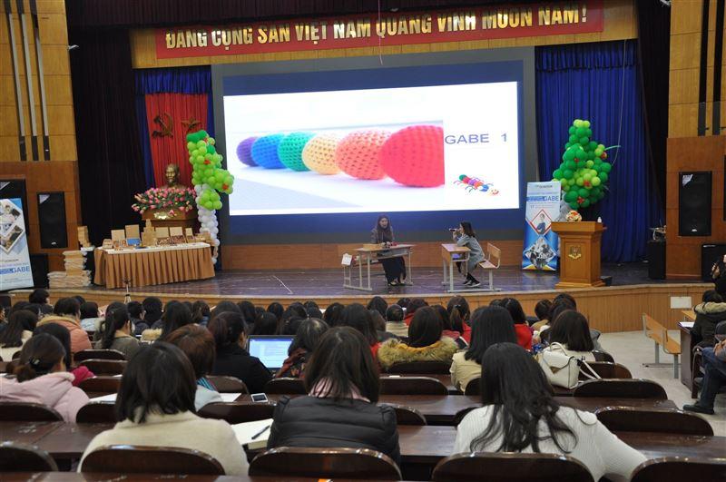 BÁO HOA HỌC TRÒ đưa tin về Khóa đào tạo giảng dạy Gabe của Dongsim Việt Nam.