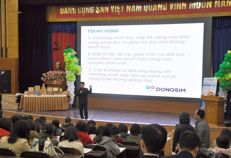 DONGSIM GABE - Khóa đào tạo giảng dạy Gabe đầu tiên tại Việt Nam