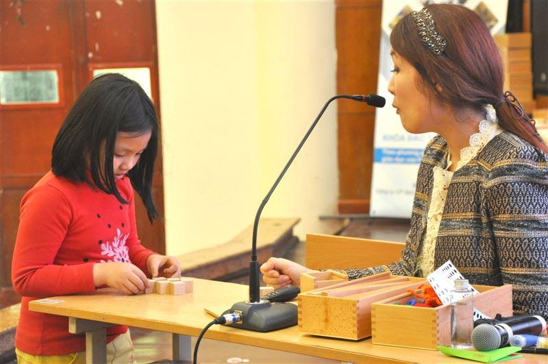 Dongsim Gabe - luôn hướng tới nền giáo dục và tương lai tốt nhất cho con trẻ.