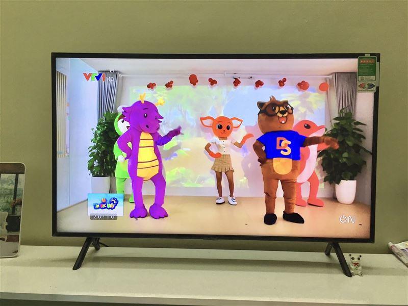"""Dongsim Kindergarten trên sóng chương trình """"Vì tầm vóc Việt"""" VTV1"""