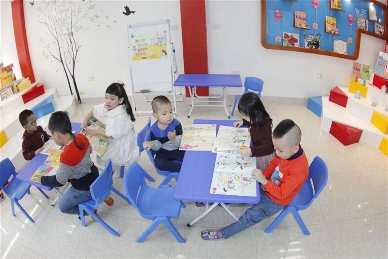 Chương trình giáo dục mầm non là gì?