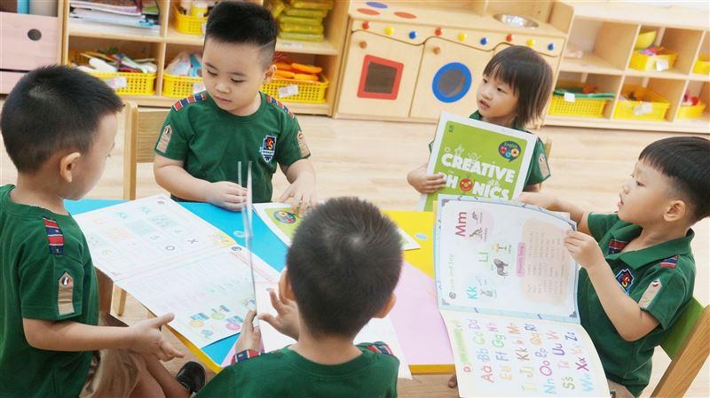 [GIA ĐÌNH MỚI] Dongsim và hướng đi mới trong phương pháp giáo dục mầm non tại Việt Nam