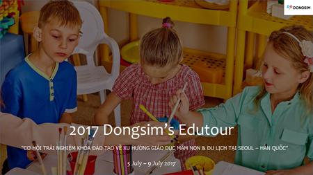 Bạn biết gì về xu hướng giáo dục mầm non mới tại Hàn Quốc?