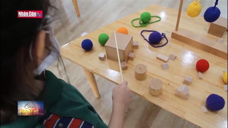 [Bản tin Nhân dân TV] Phương pháp giáo dục Dongsim Gabe