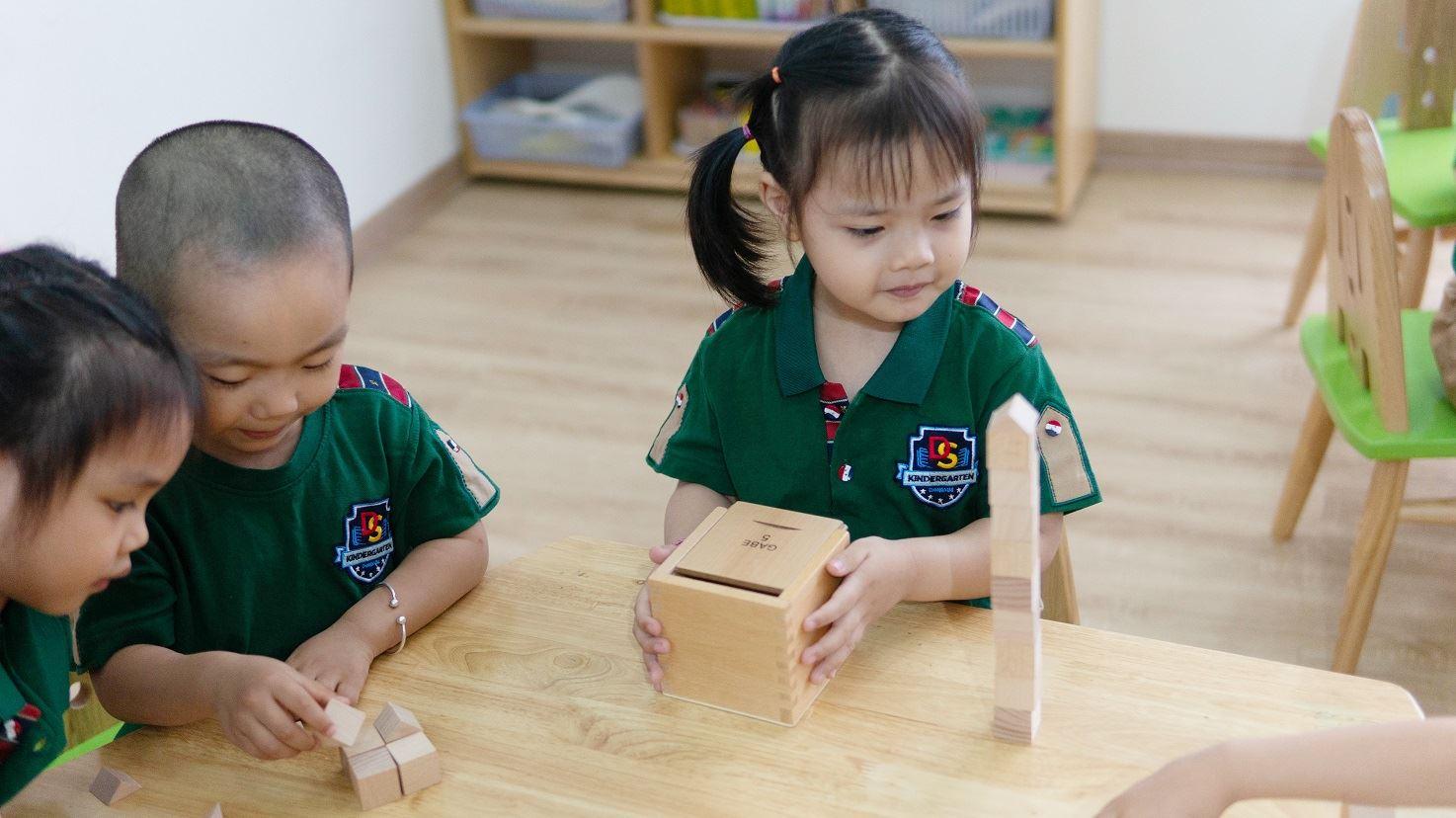 Cách giúp trẻ trở thành đứa trẻ sáng tạo