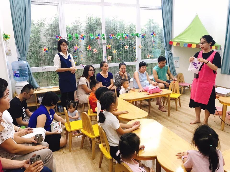 Happy Weekend - Ngày cuối tuần hạnh phúc tại Dongsim Kindergarten