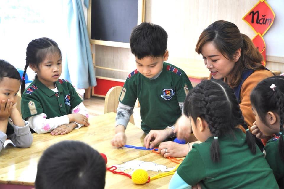 Xu hướng mới để giáo dục mầm non Việt Nam hội nhập quốc tế