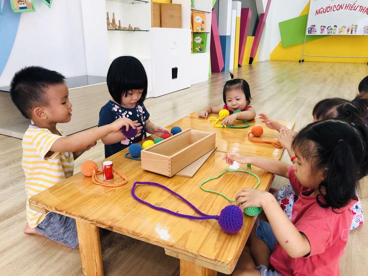 Gabe – Phương pháp giáo dục hiệu quả dành cho trẻ mầm non
