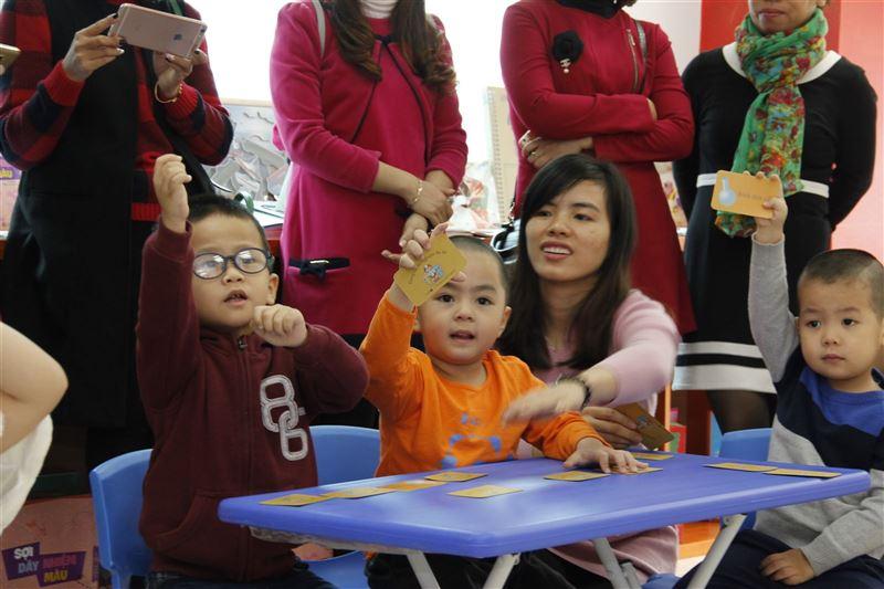 Chương trình giáo dục mầm non dành cho trẻ 4 tuổi: Khoa học đời sống