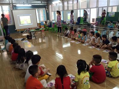 Phương pháp giáo dục Dongsim sự lựa chọn hoàn hảo cho trẻ mầm non