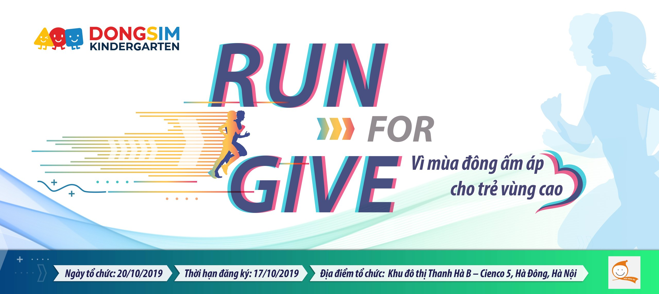 RUN FOR GIVE - Vì mùa đông ấm áp cho trẻ vùng cao